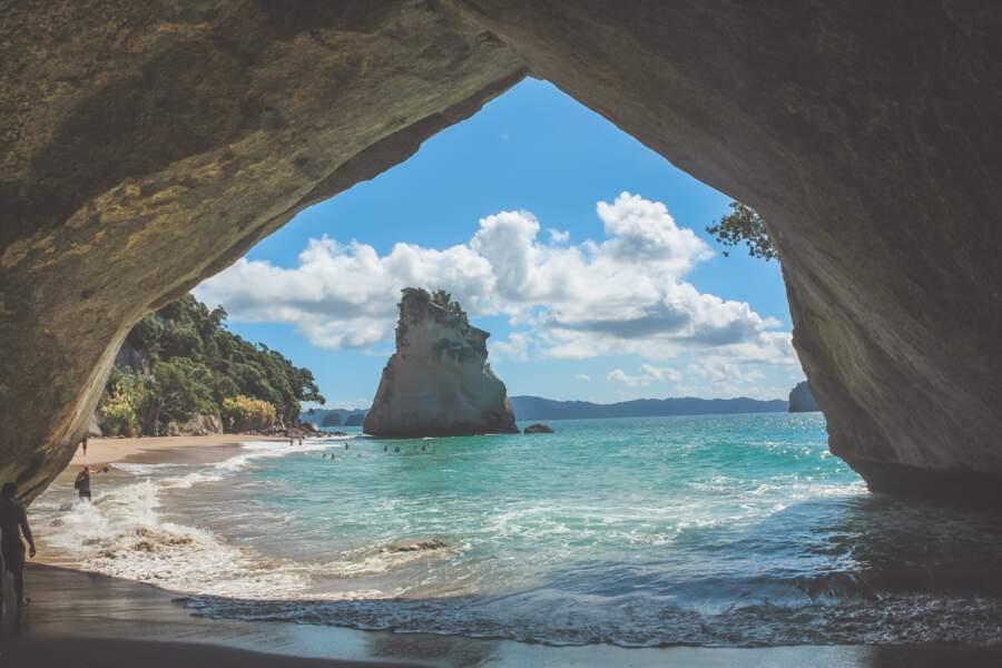 Le monde de Narnia, Cathedral Cove