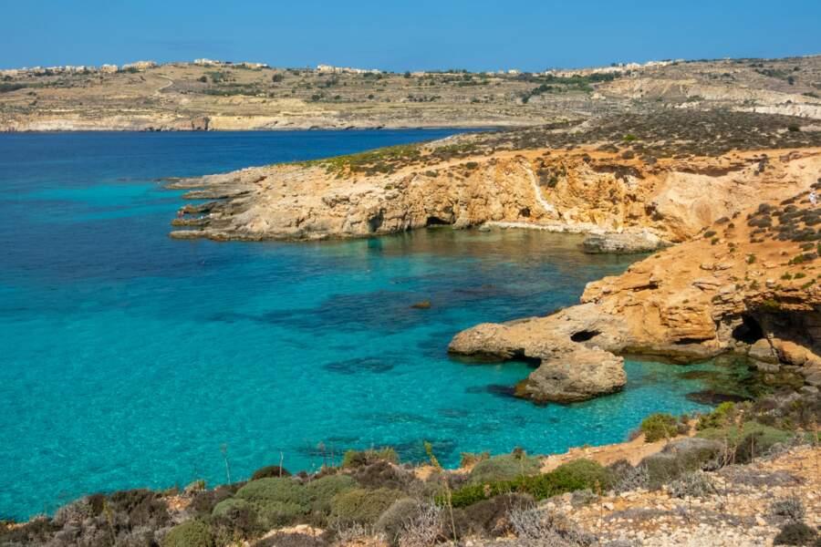Troie, Blue Lagoon