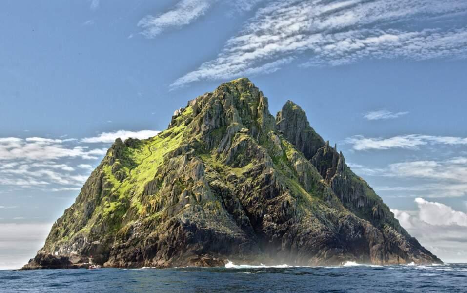 L'Île de Skellig Michael