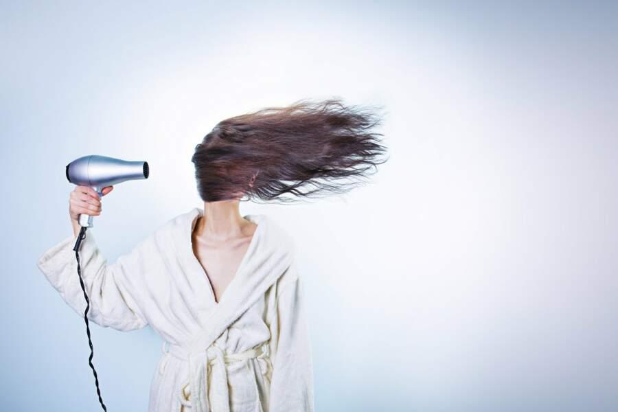 Eviter le sèche-cheveux