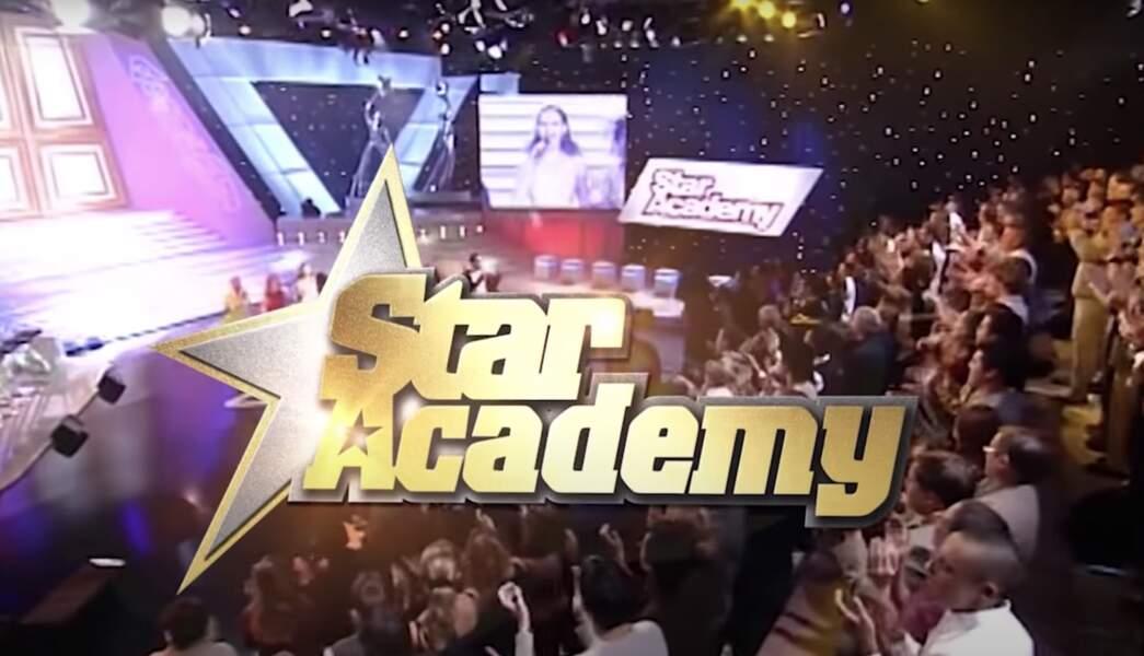 … mais aussi la version belge de la Star Academy, en 2002