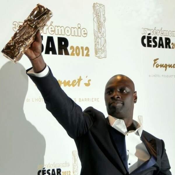 Il est le premier acteur noir à avoir reçu un césar
