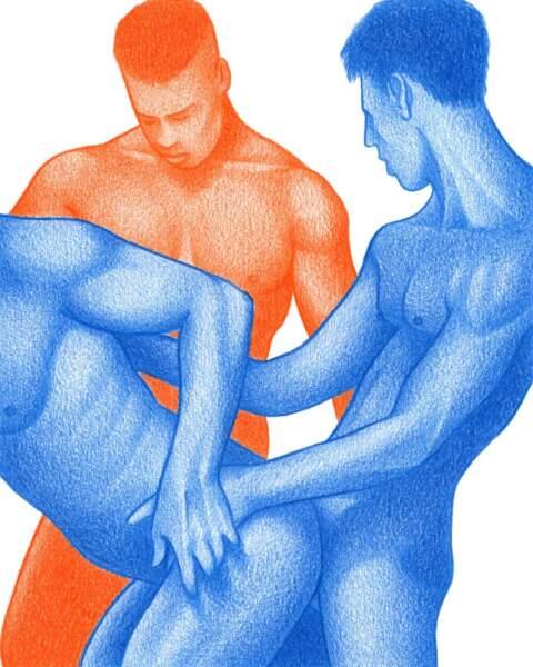 Marie Casaÿs, la sensualité de tous les corps