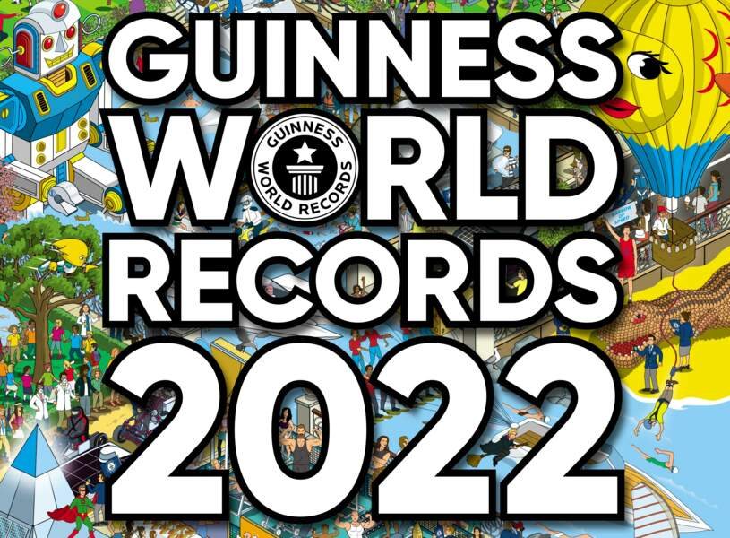 Guinness World Records 2022 : les 15 records du monde les plus fous
