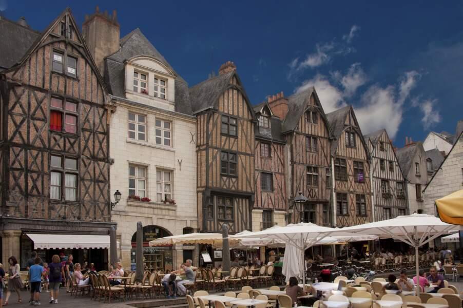 6e place du classement : le Centre-Val de Loire