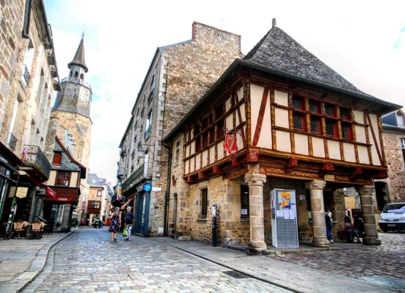 5e place du classement : la Bretagne