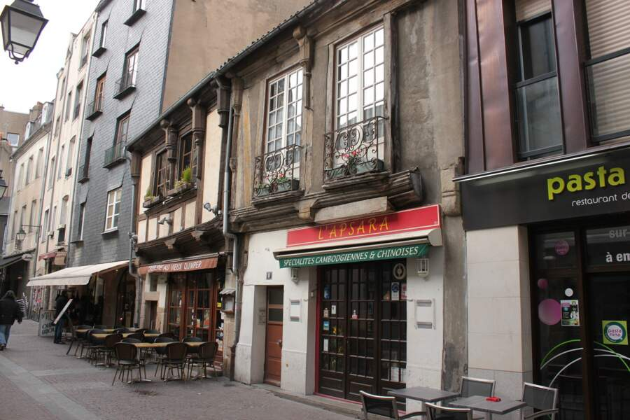 Les Pays de la Loire en bas de classement