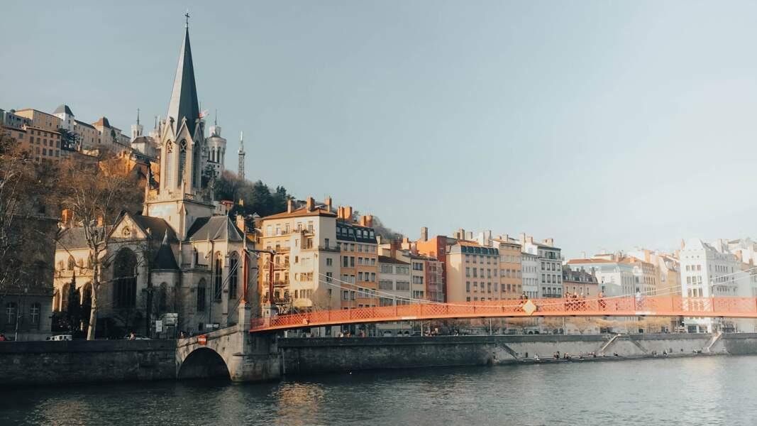 8e place du classement : l'Auvergne-Rhône-Alpes