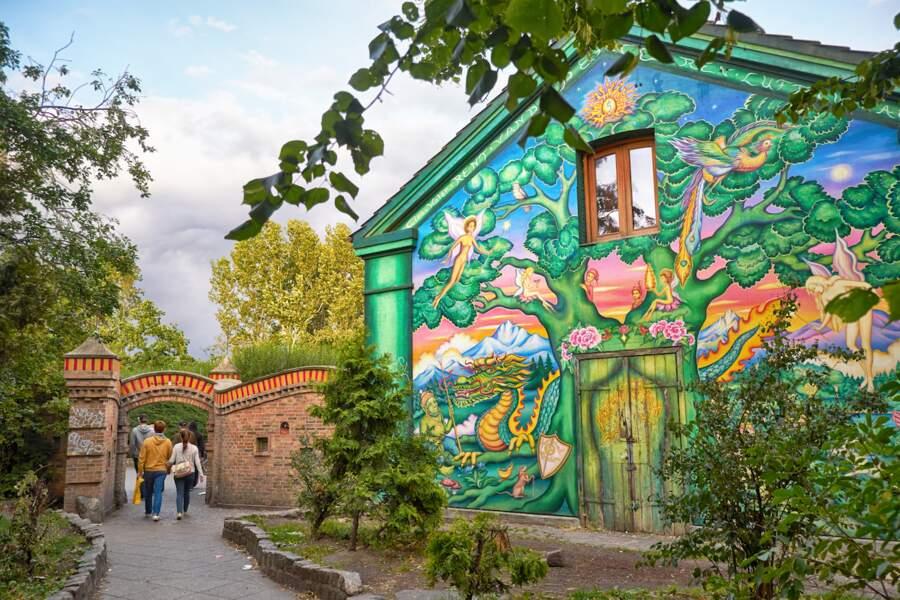 Christiania, une utopie libertaire à Copenhague