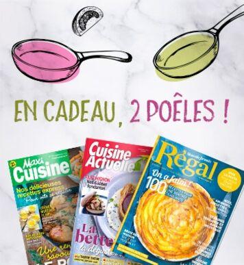 Réveillez vos papilles avec nos magazines cuisine