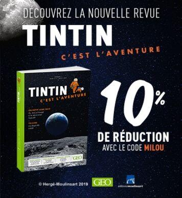 Tintin c'est l'aventure !