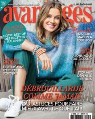 2a1387bbc6b Abonnement magazine Avantages pas cher - Prismashop