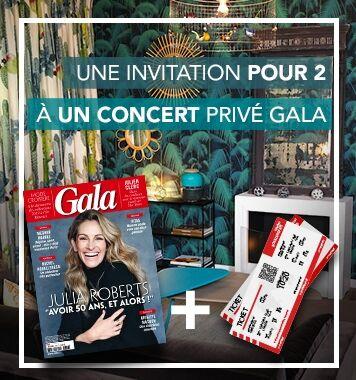 Abonnez-vous et recevez votre invitation à l'appart Gala