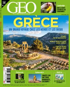 Couverture GEO