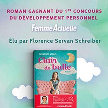 Clair de bulle, le nouveau roman feel good !