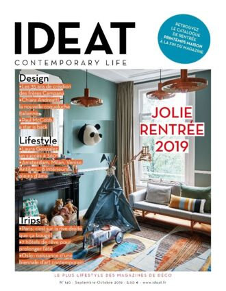 cde87edd3c1 IDEAT - abonnement magazine deco et design pas cher - Prismashop