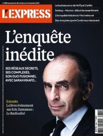 b1b1e01fb83 Abonnement magazine l Express pas cher - Prismashop