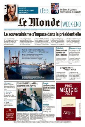 Le Monde Week-end +