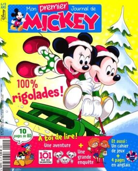 Mon premier journal de Mickey