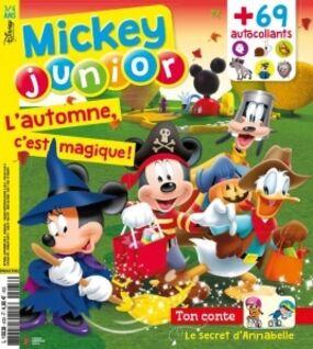 Mickey Junior