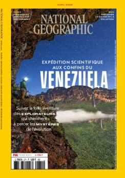 Couverture National Geographic