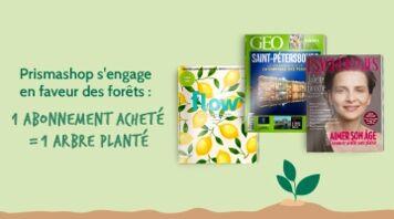 Cet été, votre abonnement se met au vert !