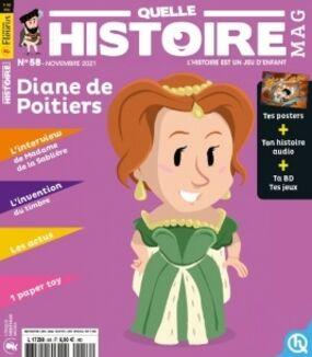 Quelle histoire magazine