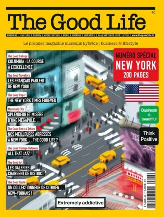 4029dabf6c9 The Good Life - abonnement magazine business   lifestyle pas cher ...