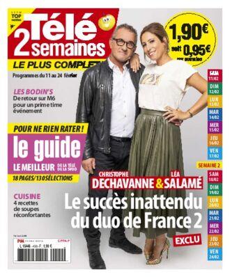 Abonnement magazine t l 2 semaines pas cher prismashop - Abonnement tele 7 jours pas cher ...