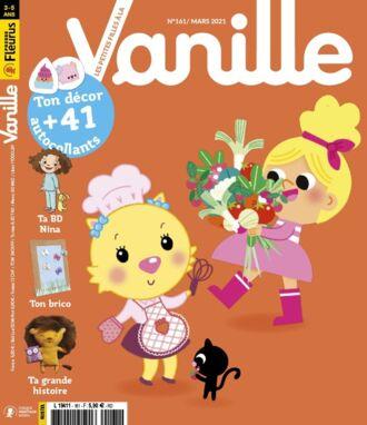 f51da5d51ad Vanille - abonnement magazine enfant pas cher - Prismashop