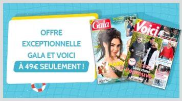 Nos magazines People à 49€ : abonnez-vous vite !
