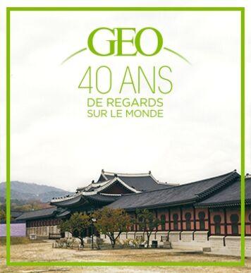 GEO 40 ANS : Offre anniversaire