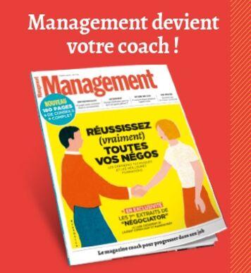 Re-découvrez Management sous un nouveau jour !