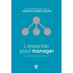 Ebook L'essentiel pour manager