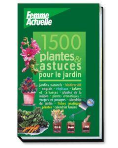LIVRE - PLANTES ET ASTUCES POUR LE JARDIN FAC- 15€20