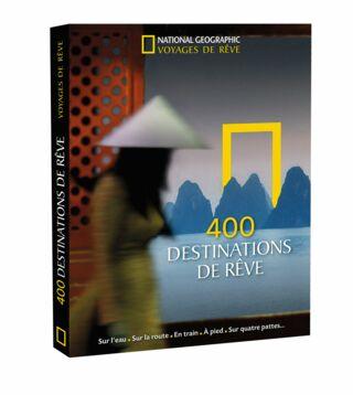 Livre NG 400 destinations de rêves NED 2014 - 24.95€