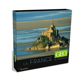 Calendrier perpétuel GEO - La France 2012 - 12.90€