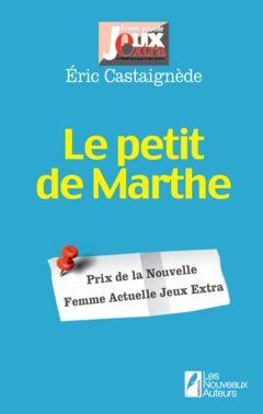 EBOOK - Le petit de Marthe (prix FAJE)