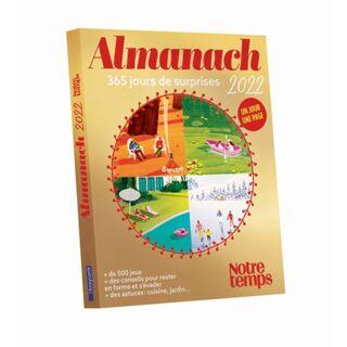 Almanach 2022 - Notre temps