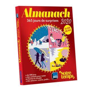 Almanach 2020 - Notre temps