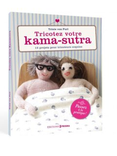 Livre Tricotez votre Kamasutra - 19.95€