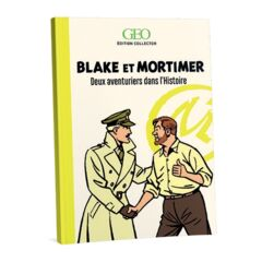 Blake & Mortimer - Deux aventuriers dans l'Histoire - Edition classique