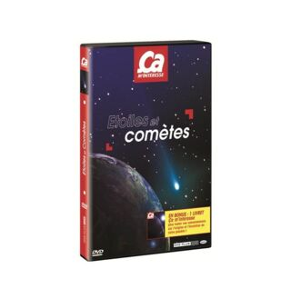 DVD ETOILES ET COMETES - 12.99€