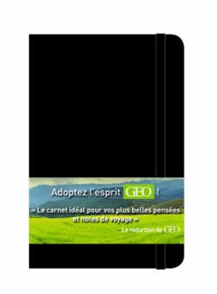 GEO - Carnet papeterie GEO - Taille M