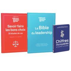 Coffret Leadership & Best Practices - HBR - 49€