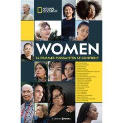 Women - 24 femmes puissantes se confient - Ebook