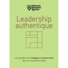 Leadership authentique- Ebook