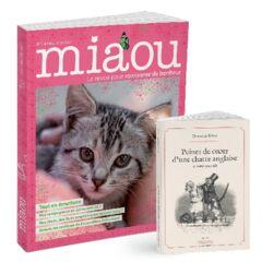 Miaou n°14 + OJ Peines de coeur d'une chatte anglaise