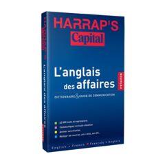 Livre Harrap's Capital L'anglais des affaires