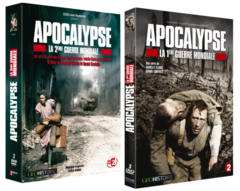 Duo coffret Apocalypse - 59.90€
